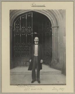 Richard Godolphin Walmesley Chaloner, 1st Baron Gisborough, by Benjamin Stone - NPG x9245