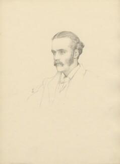 Arthur James Balfour, 1st Earl of Balfour, after Violet Manners, Duchess of Rutland - NPG D23379