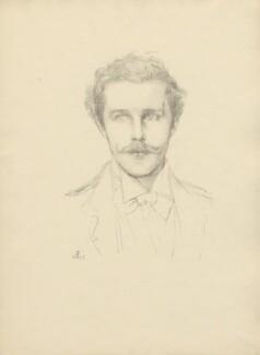 Harry Cust, after Violet Manners, Duchess of Rutland - NPG D23400