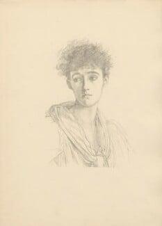 Emmeline Mary Elizabeth ('Nina') Cust (née Welby-Gregory), after Violet Manners, Duchess of Rutland - NPG D23401