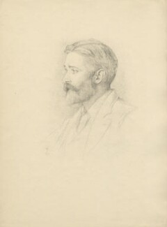 Henry John Brinsley Manners, 8th Duke of Rutland, after Violet Manners, Duchess of Rutland - NPG D23361