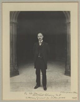 Richard Robert Cherry, by Benjamin Stone - NPG x9256