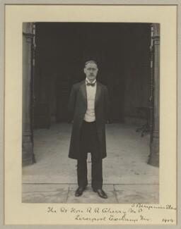 Richard Robert Cherry, by Benjamin Stone - NPG x9259