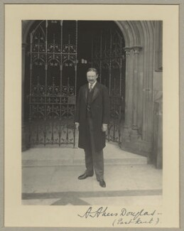 Aretas Akers-Douglas, 1st Viscount Chilston, by Benjamin Stone - NPG x128591