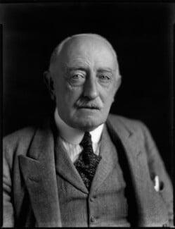 Hon. William Fitzwilliam James Dundas, by Bassano Ltd - NPG x150960