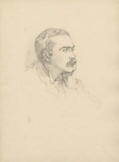 Rudyard Kipling, after Violet Manners, Duchess of Rutland - NPG D23358