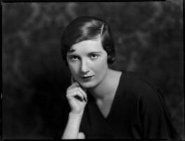 Elizabeth Mary Yarde-Buller (née Du Pre), Lady Churston, by Bassano Ltd - NPG x150964
