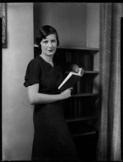 Elizabeth Mary Yarde-Buller (née Du Pre), Lady Churston, by Bassano Ltd - NPG x150966