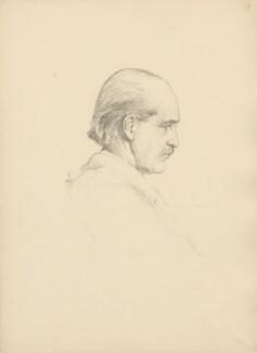 Sir Alfred Comyn Lyall, after Violet Manners, Duchess of Rutland - NPG D23364