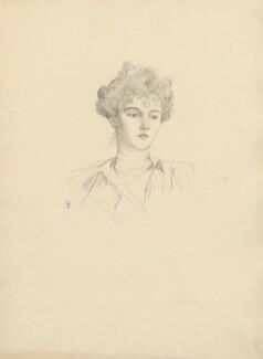 Helen Venetia (née Duncombe), Viscountess D'Abernon, after Violet Manners, Duchess of Rutland - NPG D23366