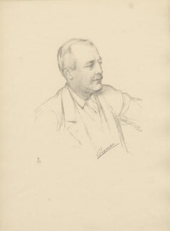 Evelyn Baring, 1st Earl of Cromer, after Violet Manners, Duchess of Rutland - NPG D23368