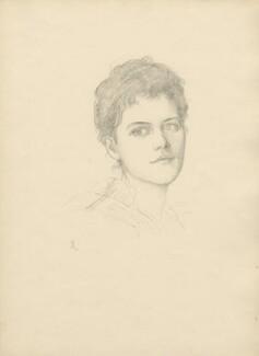 Lilias Georgina Rodd (née Guthrie), Lady Rennell, after Violet Manners, Duchess of Rutland - NPG D23370