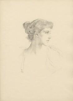 Amélie Rives, after Violet Manners, Duchess of Rutland - NPG D23375