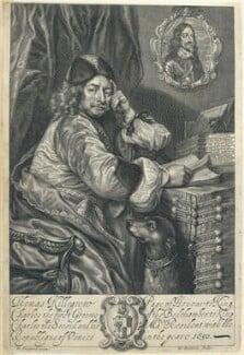 Thomas Killigrew, by William Faithorne, after  William Sheppard - NPG D22826