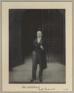 Sir John Charles Ready Colomb, by Benjamin Stone - NPG x15731