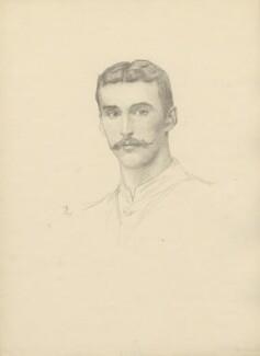 Sir Gerald Herbert Portal, after Violet Manners, Duchess of Rutland - NPG D23384