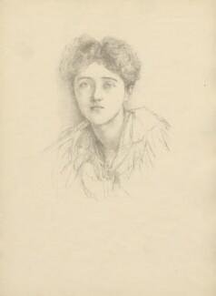 Pamela Frances Audrey Bulwer-Lytton (née Chichele-Plowden), Countess of Lytton, after Violet Manners, Duchess of Rutland - NPG D23385