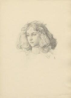 Hon. Pauline Spender-Clay (née Astor), after Violet Manners, Duchess of Rutland - NPG D23399