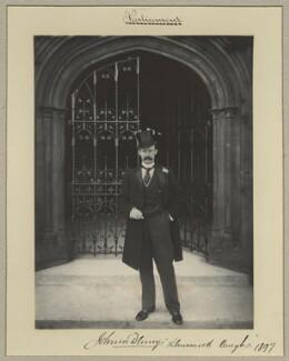 John McAusland Denny, by Benjamin Stone - NPG x15762