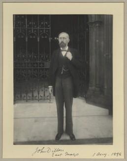 John Dillon, by Benjamin Stone - NPG x15767