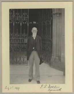 Richard Sims Donkin, by Benjamin Stone - NPG x15792