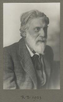 Robert Bridges, by Will Stroud - NPG x4299