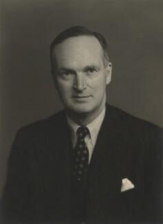 Oliver Shewell Franks, Baron Franks of Headington, by Walter Stoneman - NPG x21961