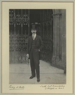 Philip Staveley Foster, by Benjamin Stone, 1901 - NPG x15836 - © National Portrait Gallery, London