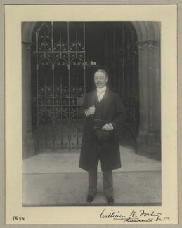 William Henry Foster, by Benjamin Stone - NPG x15837