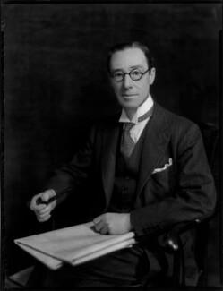 Hon. Stephen Ogle Henn-Collins, by Bassano Ltd - NPG x150971