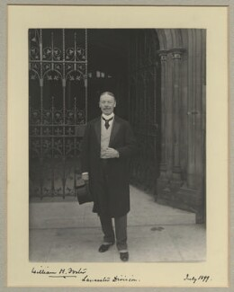 William Henry Foster, by Benjamin Stone - NPG x15840