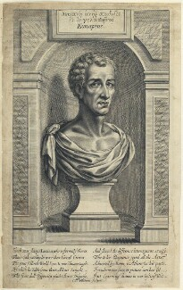 Lucian of Samosata, by William Faithorne - NPG D22848