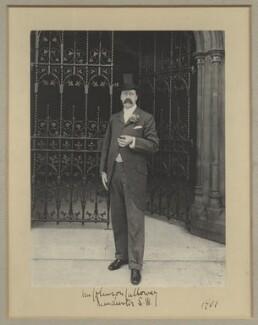 William Johnson Galloway, by Benjamin Stone - NPG x16028