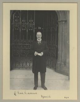 Sir Daniel Ford Goddard, by Benjamin Stone - NPG x16039