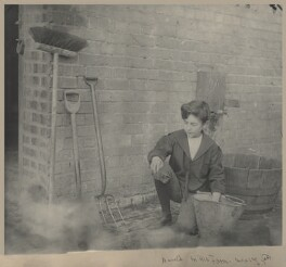 Harold Hawthorn Myers, by Eveleen Myers (née Tennant) - NPG Ax68600