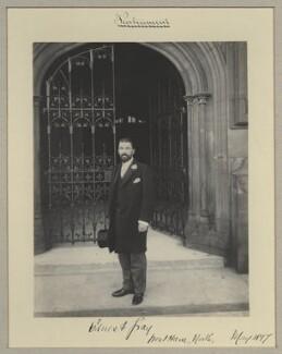 Sir Ernest Gray, by Benjamin Stone - NPG x16055