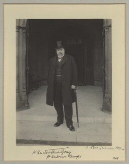 William Anstruther-Gray, by Sir (John) Benjamin Stone, 1907 - NPG x16056 - © National Portrait Gallery, London