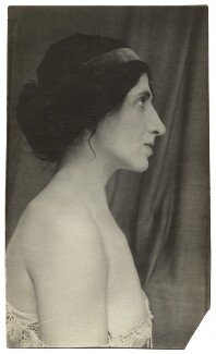 Lady Ottoline Morrell, by Unknown photographer - NPG x144209