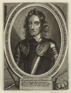 Thomas Fairfax, 3rd Lord Fairfax of Cameron, after Robert Walker - NPG D23424