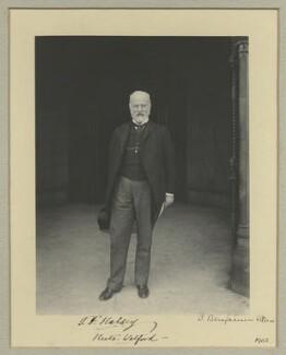 Sir (Thomas) Frederick Halsey, 1st Bt, by Benjamin Stone - NPG x134192