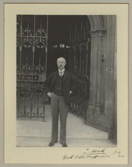 Sir James Heath, 1st Bt, by Benjamin Stone - NPG x20377