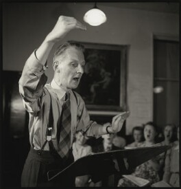 Horace Tattersall, by John Gay - NPG x128661