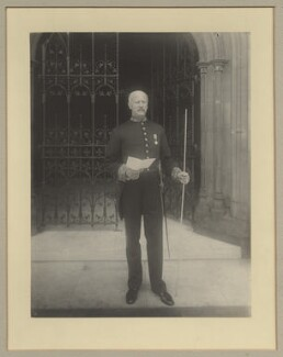 Lord Arthur William Hill, by Sir (John) Benjamin Stone, July 1898 - NPG x20390 - © National Portrait Gallery, London