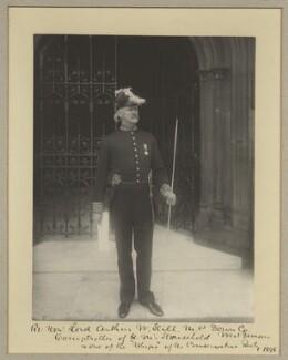 Lord Arthur William Hill, by Sir (John) Benjamin Stone, July 1898 - NPG x20392 - © National Portrait Gallery, London