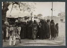 'Wedding party', by Lady Ottoline Morrell - NPG Ax143760
