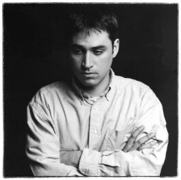 Alex Garland, by Roderick Field - NPG x88091