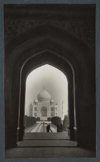 'Taj Mahal', possibly by Lady Ottoline Morrell - NPG Ax143792
