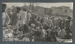 'Jaipur', possibly by Lady Ottoline Morrell - NPG Ax143801