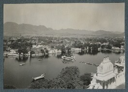 'Udaipur', possibly by Lady Ottoline Morrell - NPG Ax143819