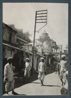 'Udaipur', by Lady Ottoline Morrell - NPG Ax143820